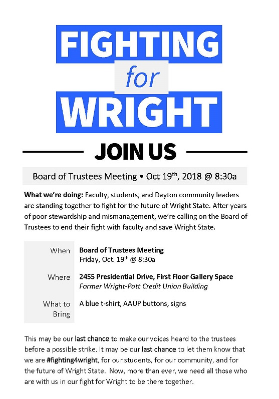 FightingForWright BoT Flyer 2018-10
