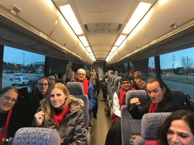 2019-02-08 1 Bus Ride to Columbus