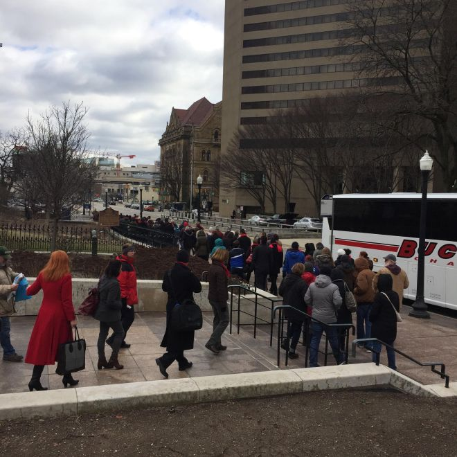 2019-02-08 3 March from Statehouse to ODHE