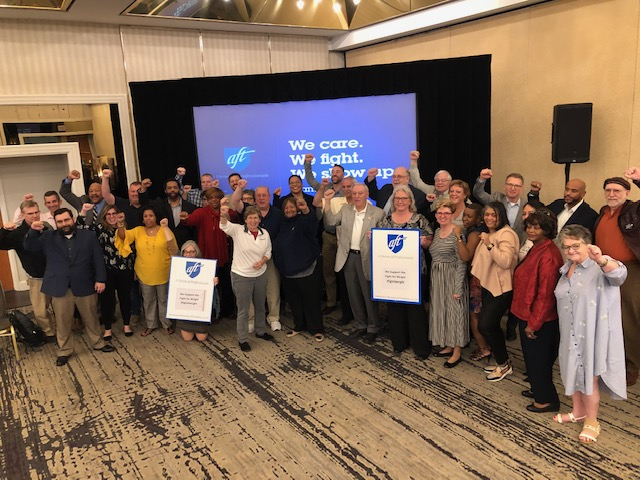 AFT Executive Council [2019-02-06]