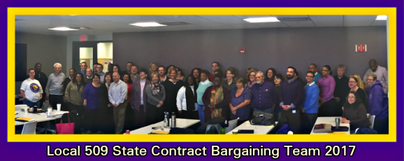 SEIU Local 509--Boston-Area Adjunct Union