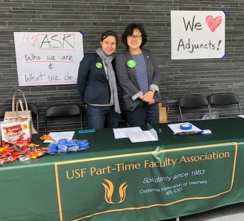 USF Part-Time Faculty Association 1